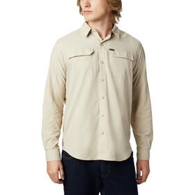 Columbia Silver Ridge 2.0 Camisa Manga Larga Talla Grande Hombre, beige